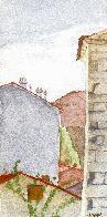 Vue du village (c) C. Cauvin 1999